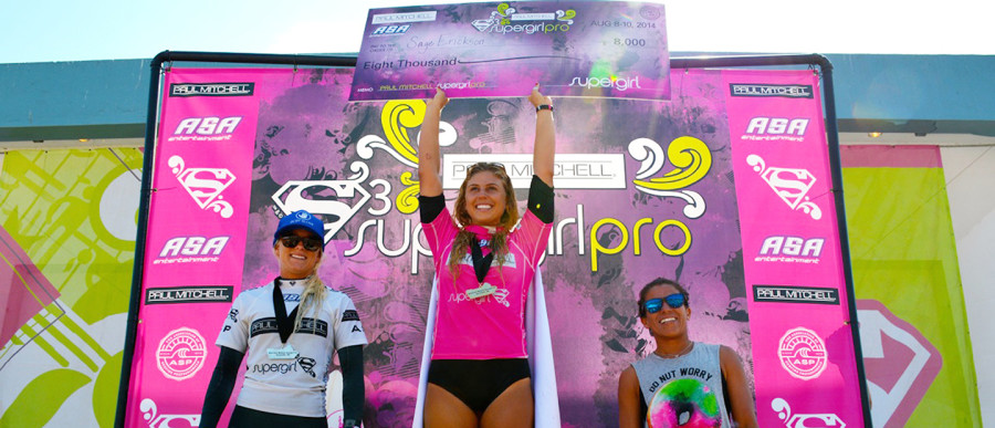 Q&A with surfer Sage Erickson