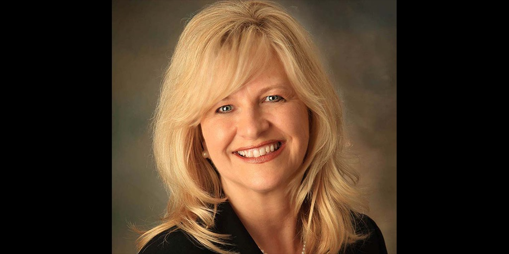Karen Brust, an Olivenhain resident and former city manager of San Juan Capistrano, will become Encinitas' new city manager Sept. 1. Photo courtesy the city of San Juan Capistrano