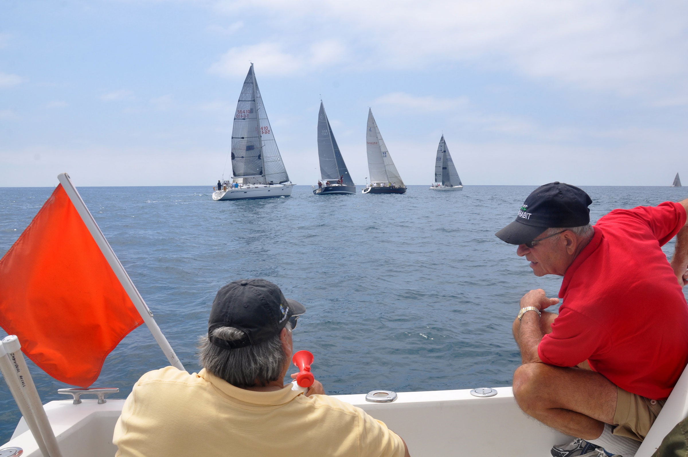 Charity regatta challenges sailors and supports a good cause
