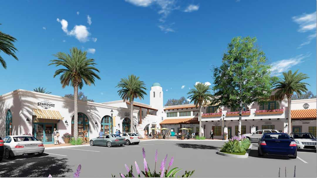 Company invests $15 million in La Costa Town Center