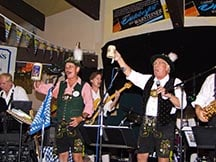 German food, music and entertainment are all part of the annual Oktoberfest in Big Bear Lake, happening for eight weekends beginning Sept. 12 and continuing through Oct. 31.
