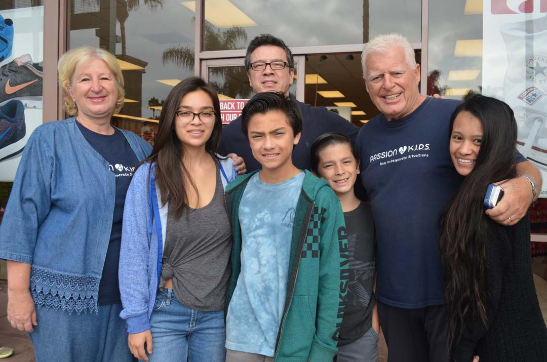 Encinitas couple always looking to do more for kids in need
