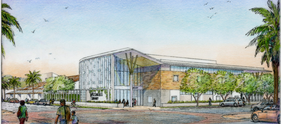 Escondido weighs options for library