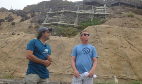 Surfrider Foundation submits legal brief on seawall case