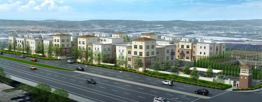 Upscale condos approved in Escondido