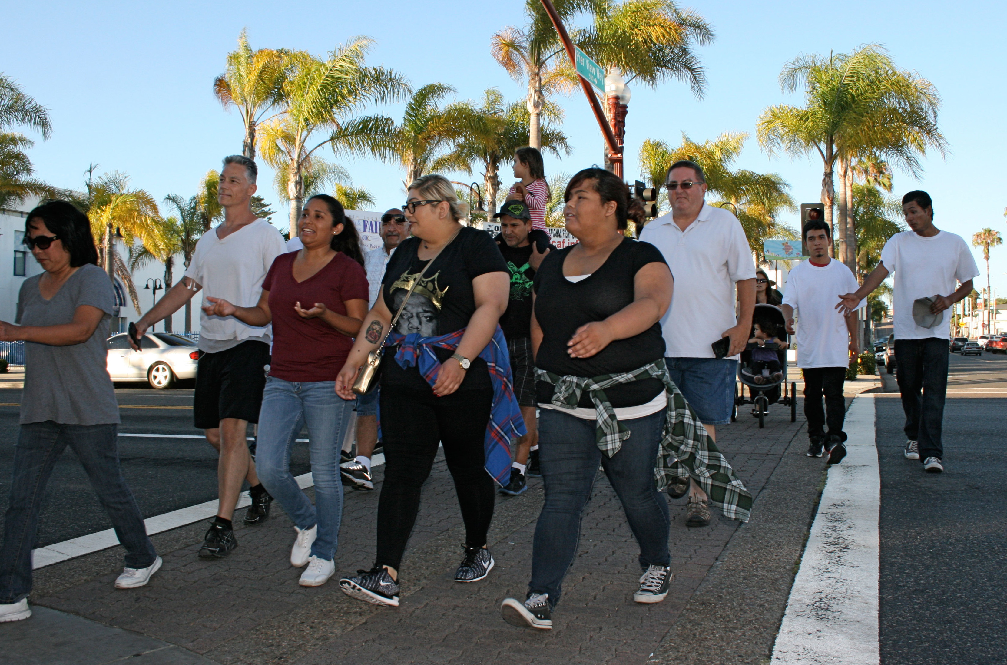 Neighbors gather for National Night Out in Oceanside