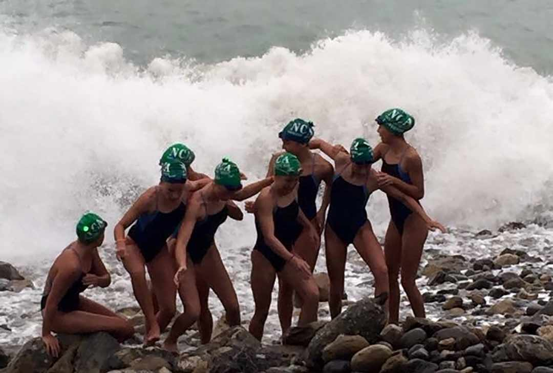 North County girls swim Catalina channel for charity