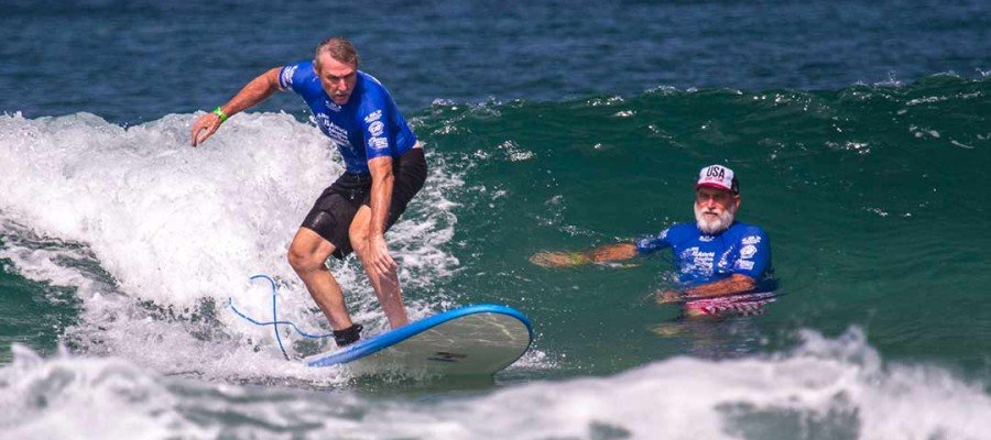Teamwork is at heart of longtime surf friends