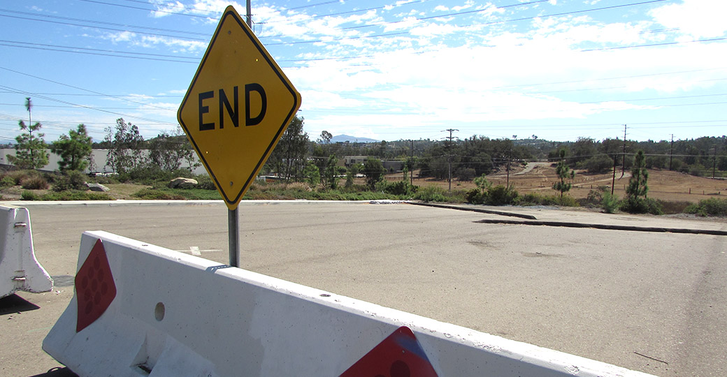 Escondido is optimistic about funding Citracado Parkway