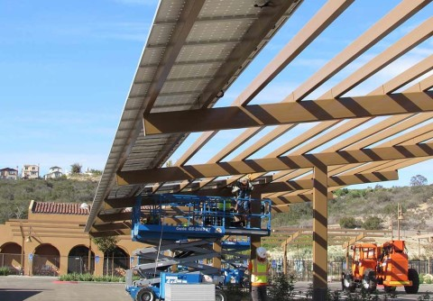 Faster permitting OK'd for  Carlsbad rooftop solar panels