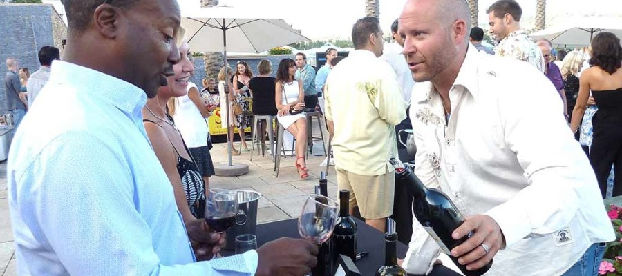 Taste of Wine: Touring and tasting in La Costa, La Jolla & Il Fornaio