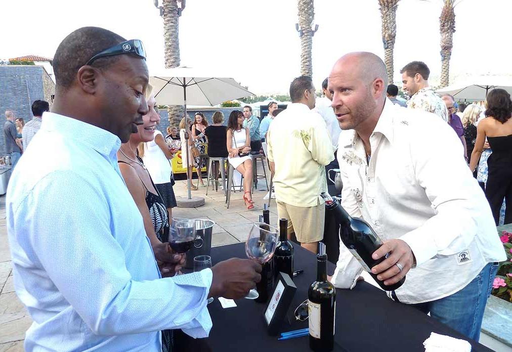 Taste of Wine: Touring and tasting in La Costa, La Jolla & Il Fornaio