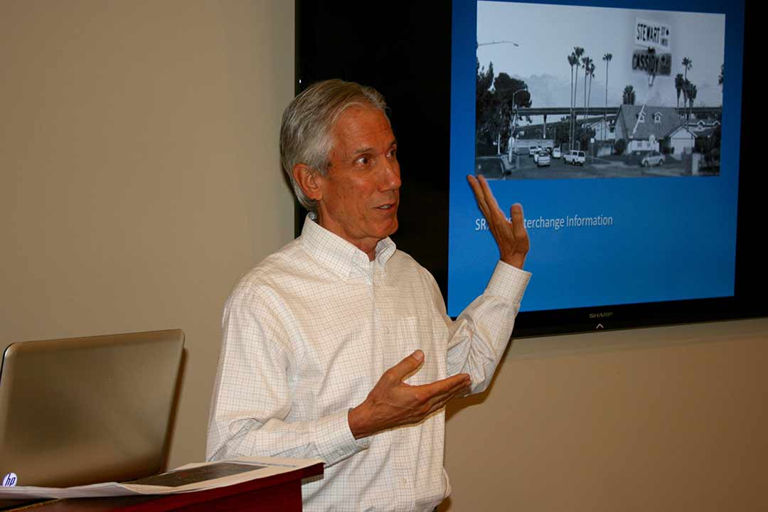 Lowery gives overview on interchange project