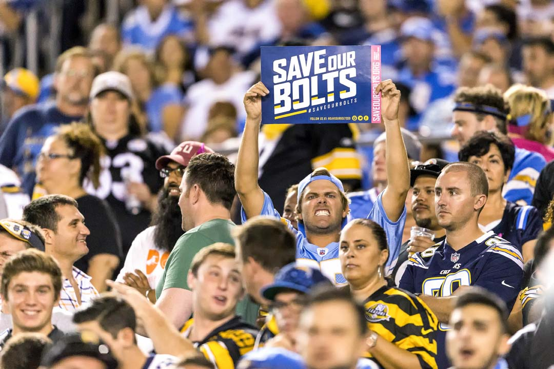 Chargers hit steel curtain on Monday