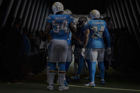 Chargers can't find way out of black hole