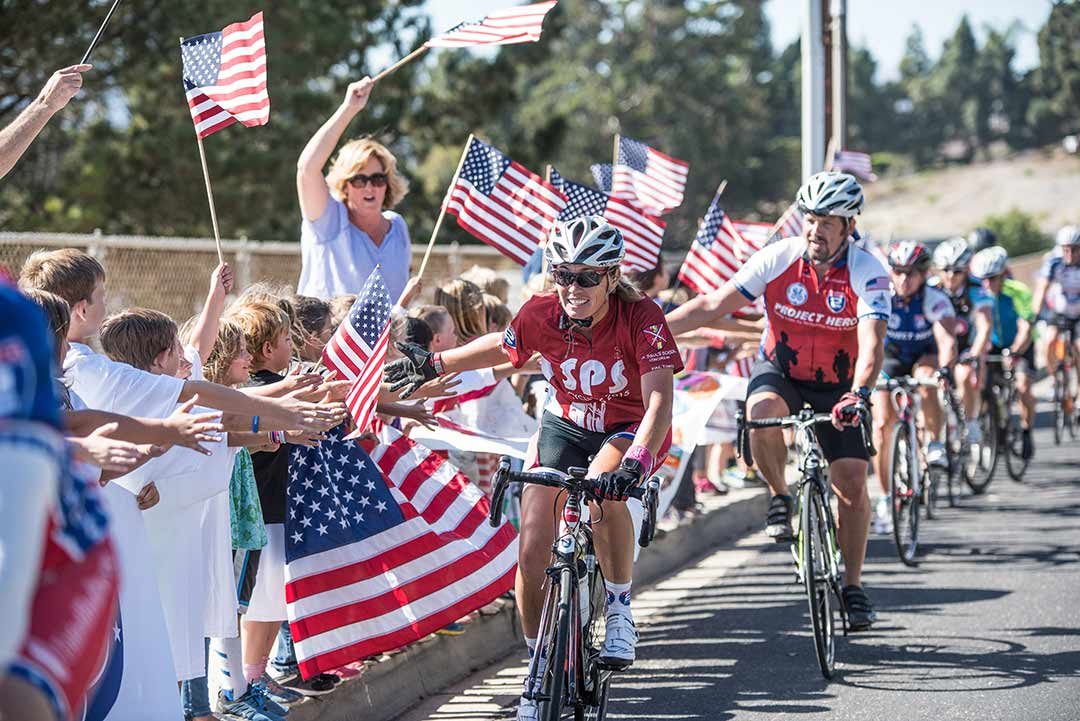 Oceanside veteran takes  on 516 mile Ride 2 Recovery