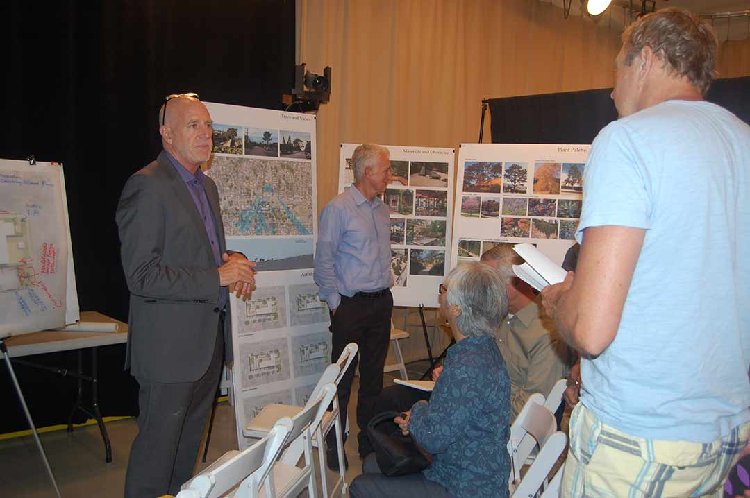 Residents weigh in on civic center project
