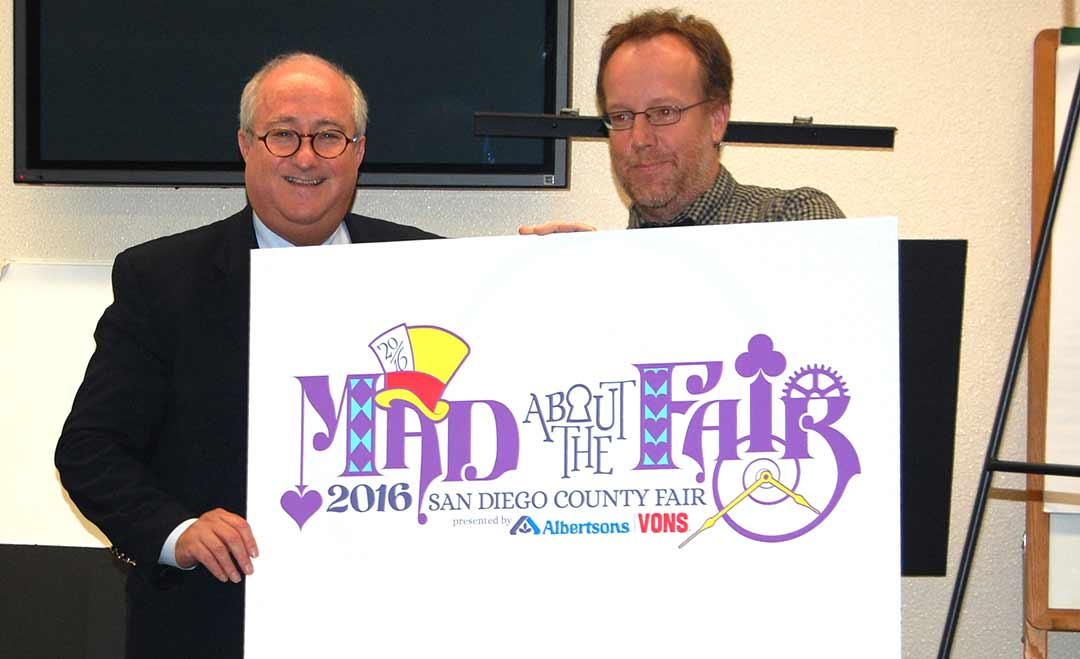 Logo revealed for the 2016 fair