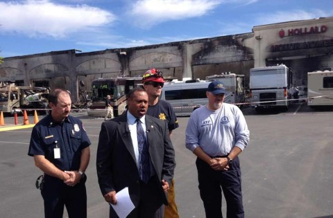 ATF to assist in San Marcos fire investigation
