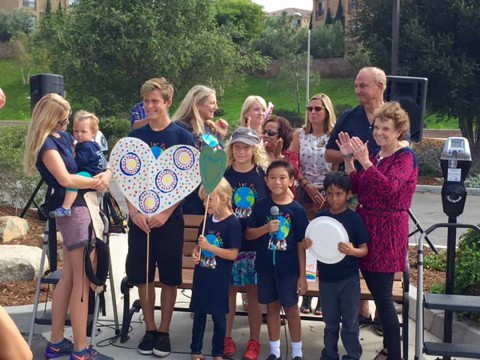 'Kindness meters' help to pay it forward