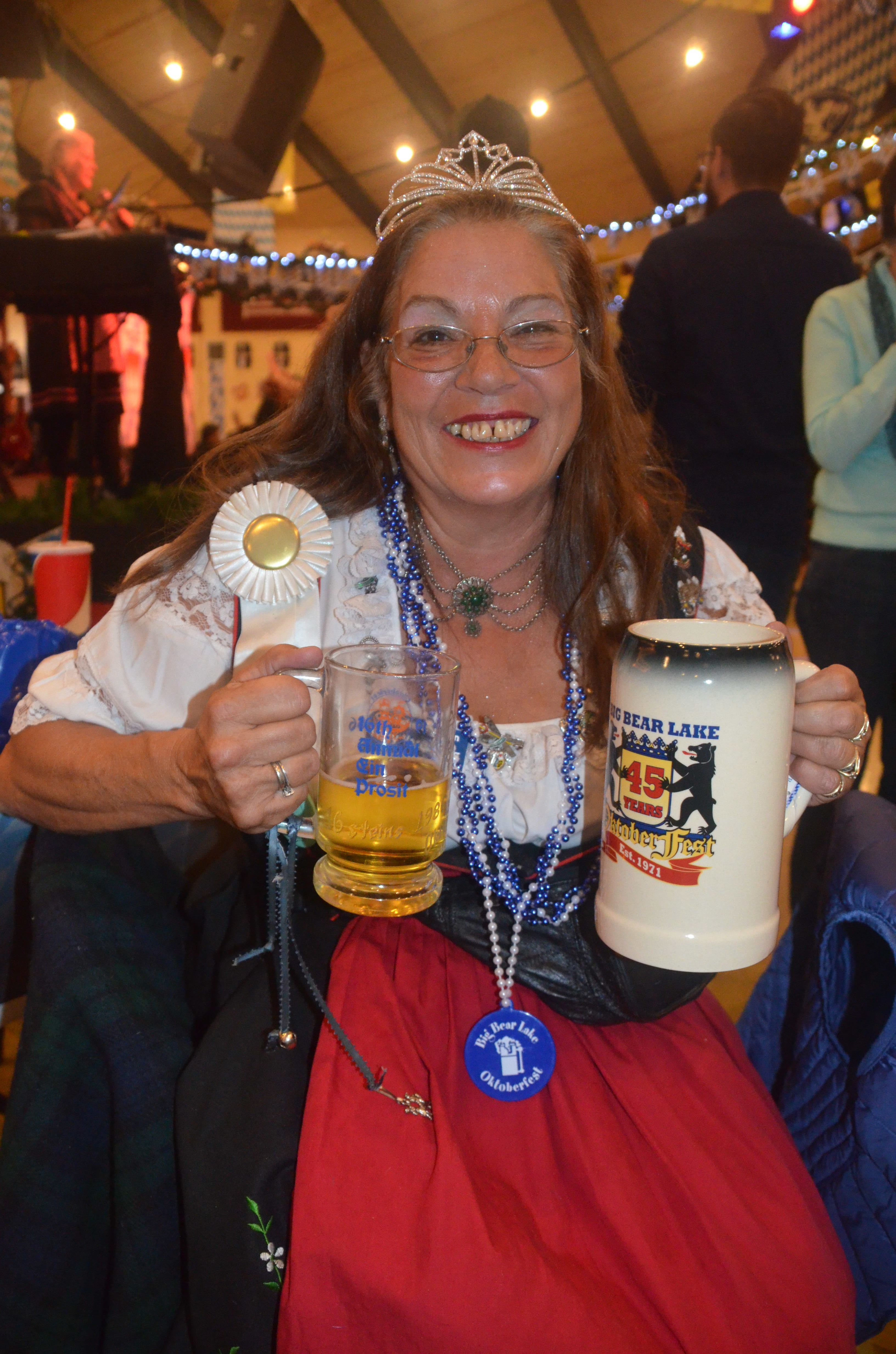 Oktoberfest activities on tap in Big Bear
