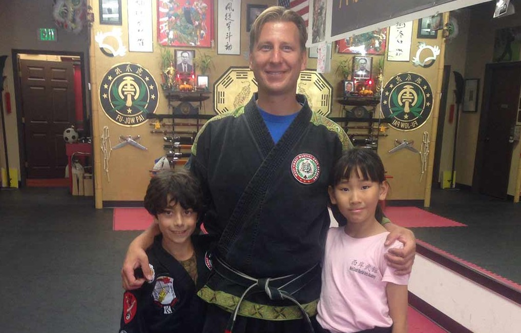 Kids can find their self-confidence through martial arts