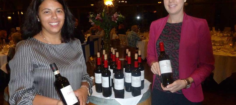 Taste of Wine: A 'gran' time at La Gran Terraza