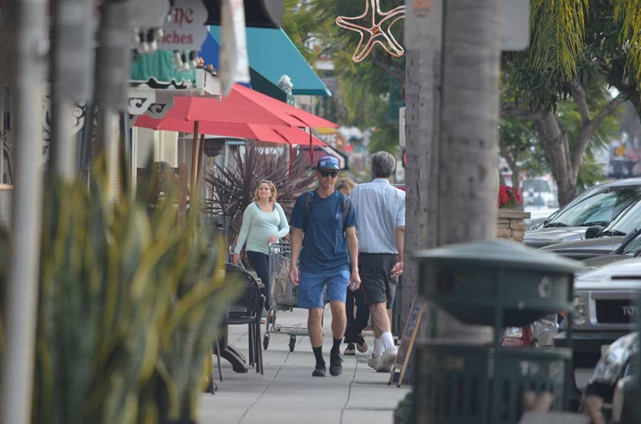 Solana Beach, Encinitas get high marks on pedestrian scorecard