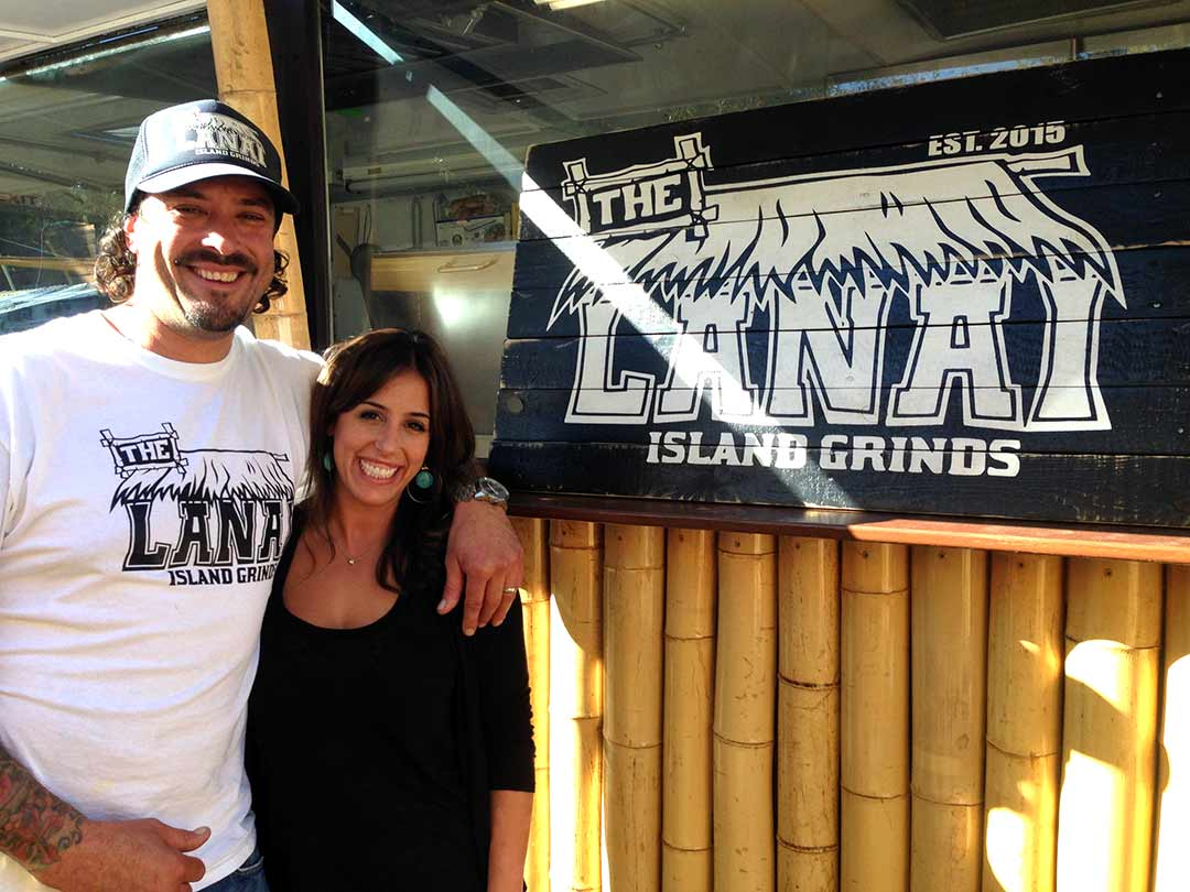 Lick the Plate: The Lanai Island Grinds is right at home in Leucadia