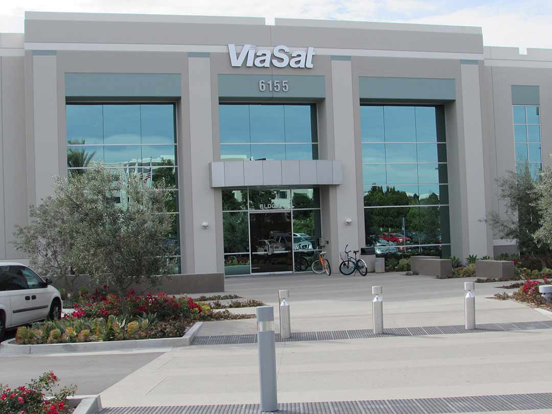ViaSat expands in Carlsbad