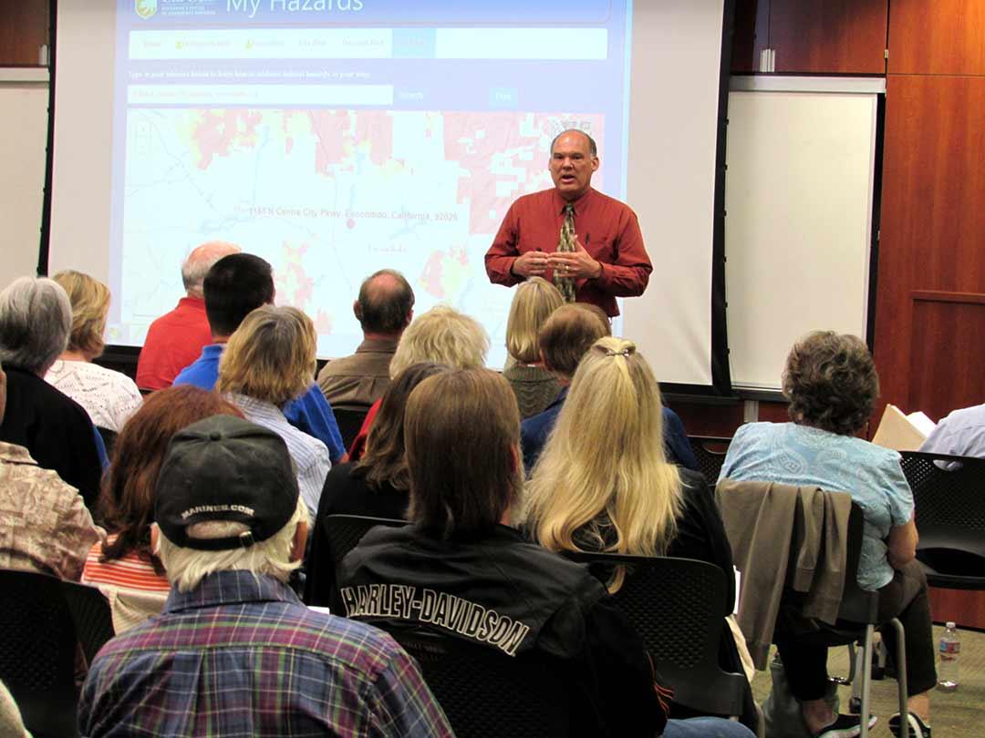 Officials host emergency preparedness forum