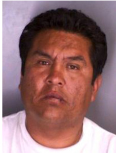 Juan Garcia, 50, is found dead in the Escondido residence where he was accused of killing his estranged wife on Dec. 5. Photo courtesy San Diego County Sheriff's Department