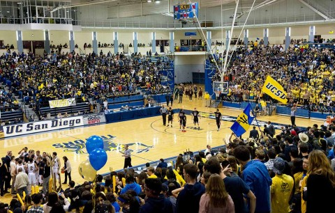 UCSD, ViaSat partner to live stream games