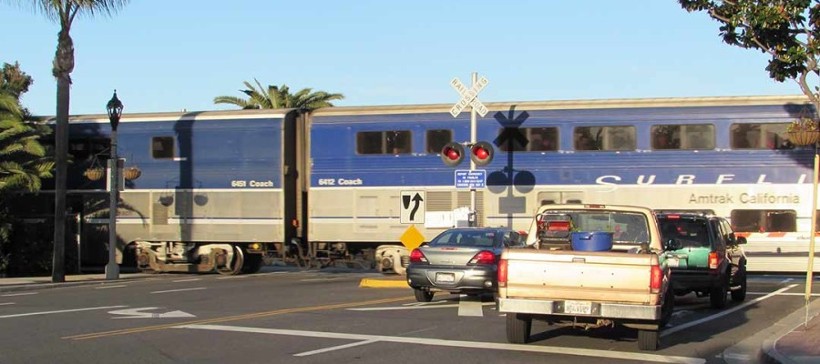 Carlsbad reviewing train track options