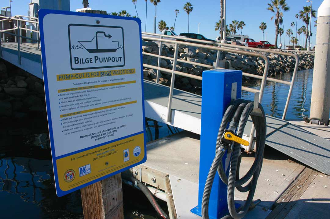 New boat bilge pumpout system is a game changer in clean water efforts