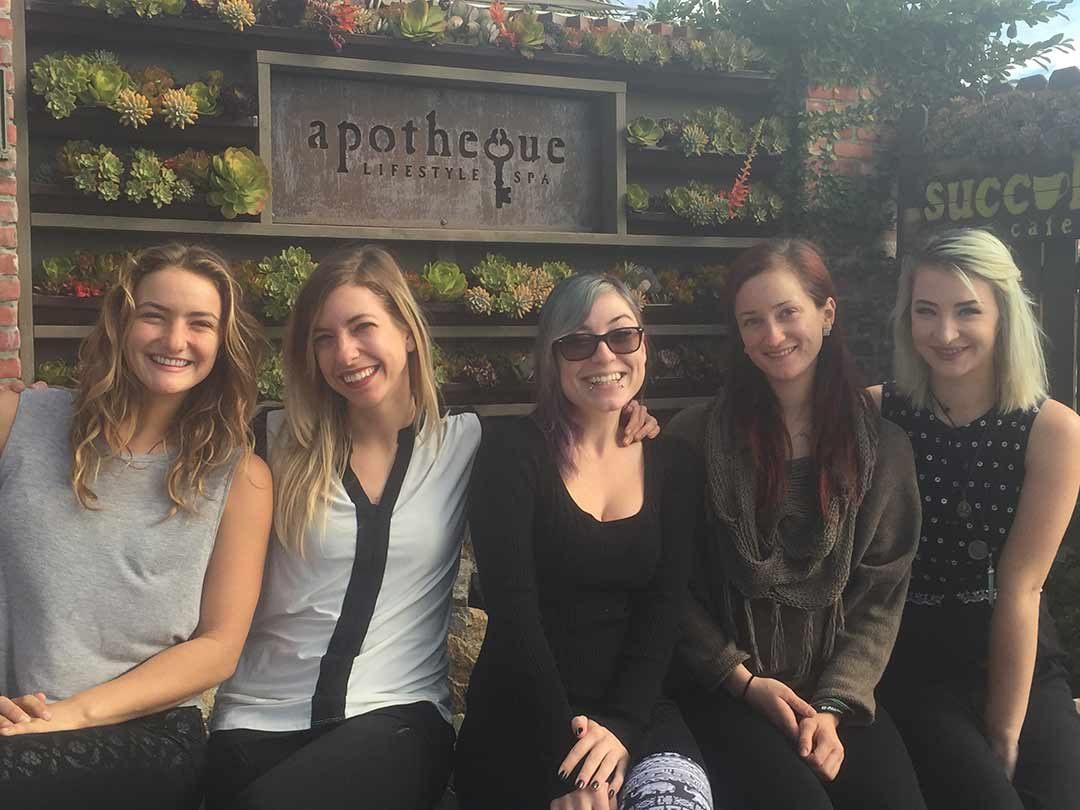 Lick the Plate: Where Apotheque Spa in Oceanside eats around town
