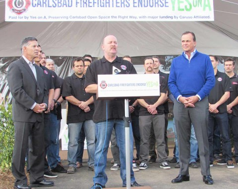 Carlsbad Firefighters Association adds to list of Measure A supporters