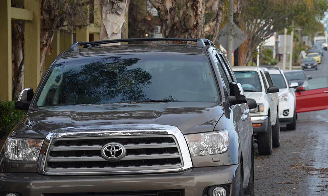 City Council commissions parking study for areas of Encinitas