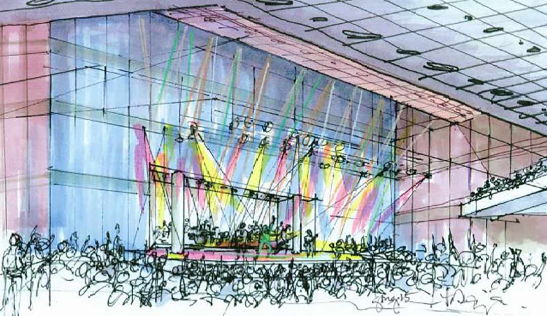 Fair reveals plans for concert venue