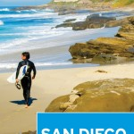 Local surfer, reporter and restaurant critic Ian Anderson has written an easy-to-use and informative guide for visitors to San Diego. Courtesy photo