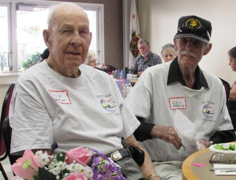 Tales of honor still told among vets