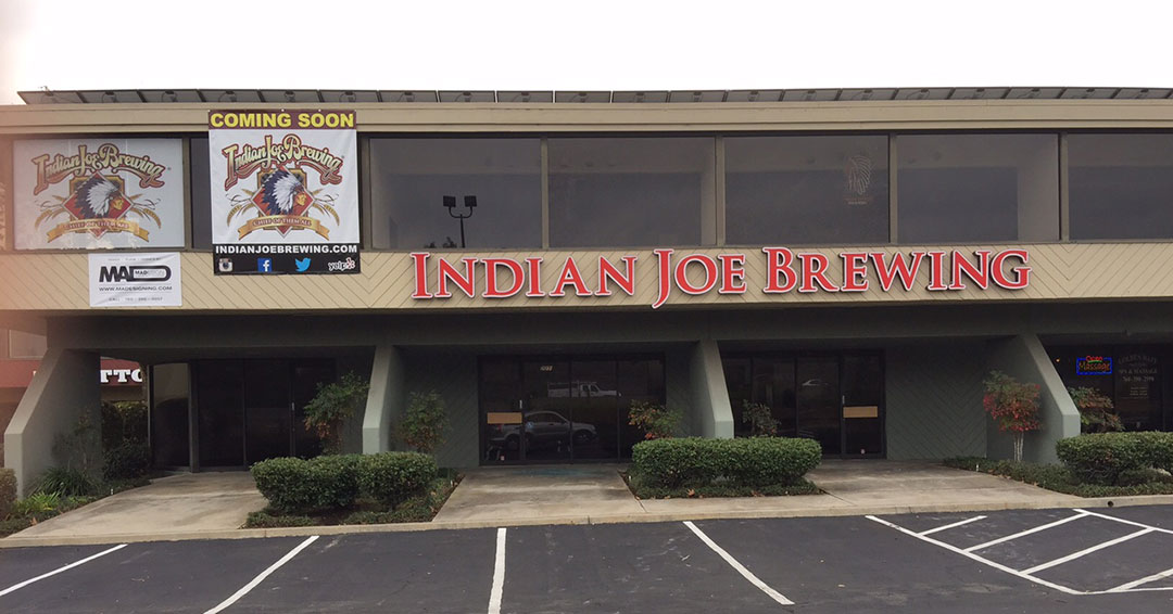 It's coming back! Indian Joe Brewing to reopen