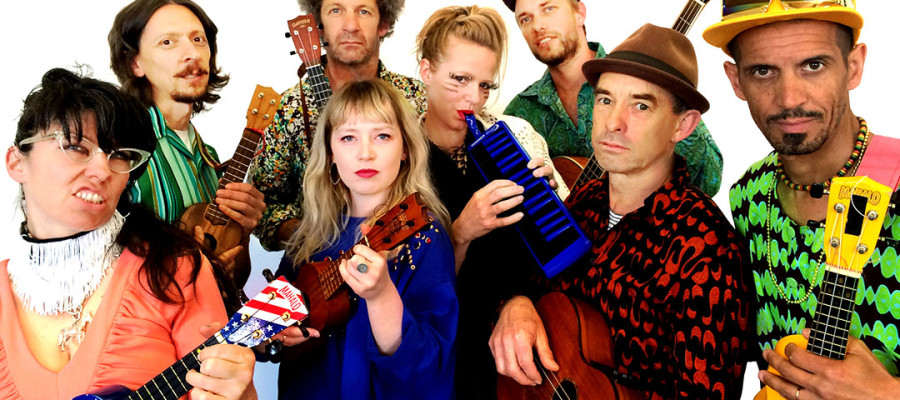 Ukulele Orchestra brings little big sounds to Escondido