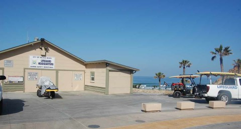 City to update lifeguard station