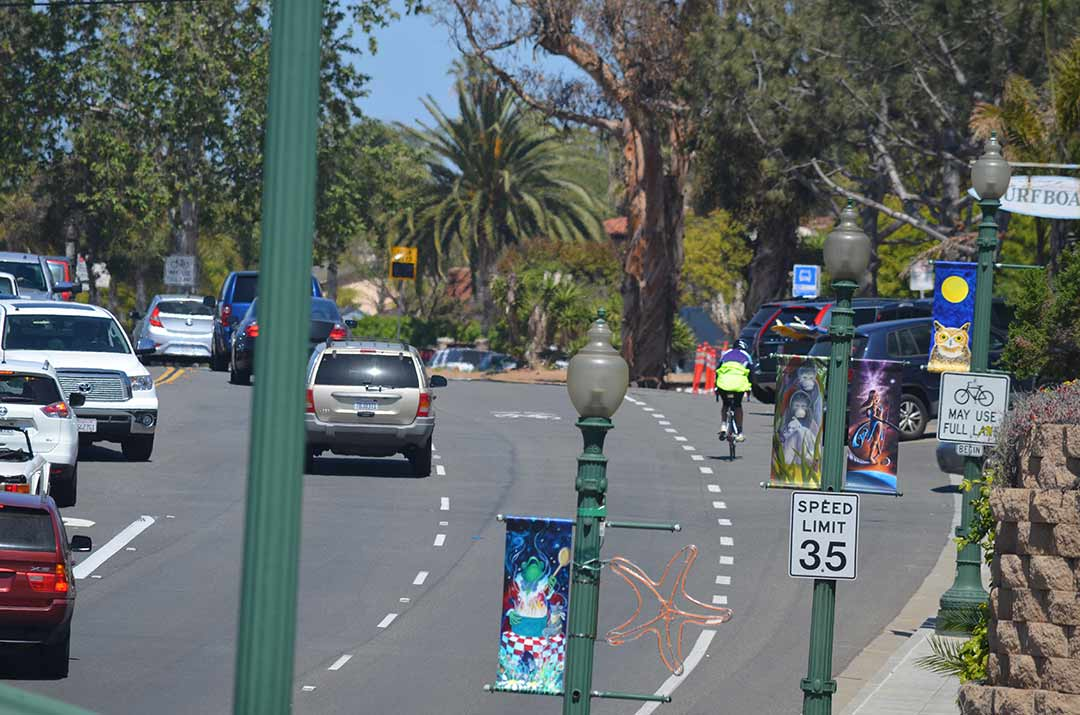 Encinitas Traffic Commission to draft complete streets policy