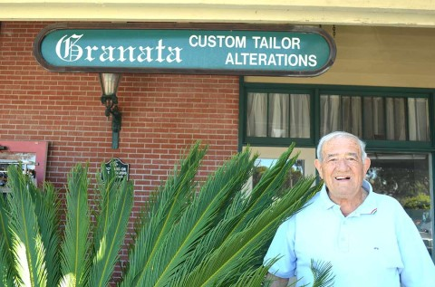 Longtime Encinitas tailor hangs up shears, calls it a career