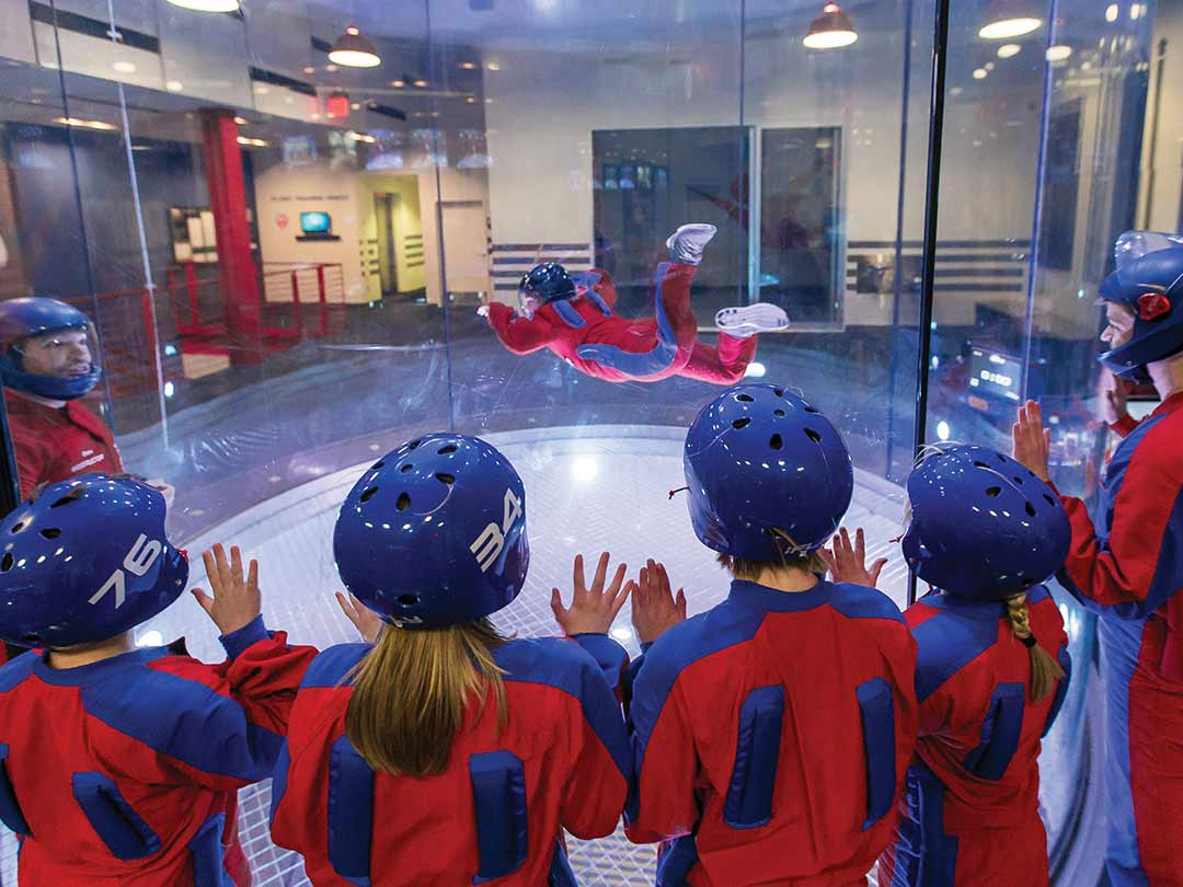 Oceanside may soon see indoor skydiving facility