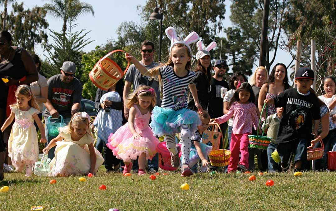 Several egg hunts planned in Oceanside