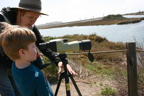 Lagoon Family Fun Day engages all ages in spring bird watching