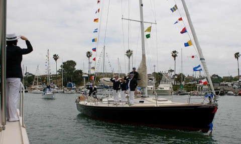 Oceanside Yacht Club readies for Opening Day